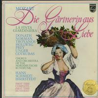 Donath, Norman etc., Schmidt-Isserstedt, Chorus and Orchestra of The Norddeutsche Rundfunk - Mozart: La Finita Giardiniera