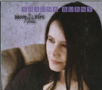 Shauna Burns - The Moon and The Fire Circle -  Preowned CD