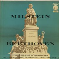 Milstein, Steinberg, Pittsburgh Symphony Orchestra - Beethoven: Concerto in D Major for Violin and Orchestra