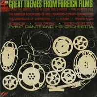 Philip Dante and His Orchestra - Great Themes From Foreign Films