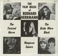 The Hollywood Cinema Orchestra - The Film Music Of Bernard Herrmann -  Sealed Out-of-Print Vinyl Record