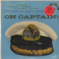 The Bob Prince Quintet - Oh Captain