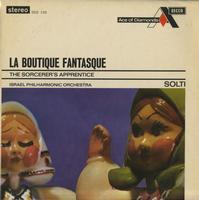 Solti, Israel Philharmonic Orchestra - Rossini-Respighi: La Boutique Fantasque etc.