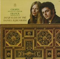 Jacqueline du Pre, Daniel Barenboim - Chopin: Sonata in G Minor etc.