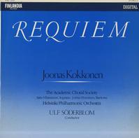 Soderblom, The Academic Choral Society, Helsinki Philharmonic Orchestra - Kokkonen: Requiem