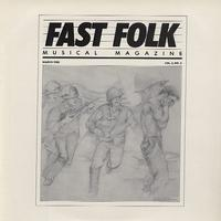 Various Artists - Fast Folk Musical Magazine Mar. 85