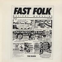 Various Artists - Fast Folk Musical Magazine Jun. 84