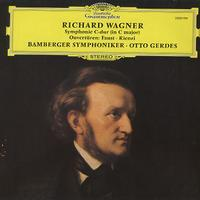 Gerdes, Bamberger Symphony Orchestra - Wagner: Symphony in C Major etc.