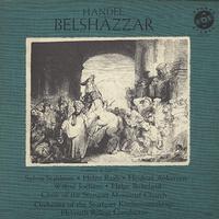 Rilling, Orchestra of the Stuttgart Kirchenmusiktage - Handel: Belshazzar