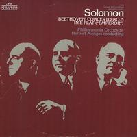 Solomon, Menges, Philharmonia Orchestra - Beethoven: Piano Concerto No.5