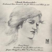 Jurgen Bruggebors and Cord Garben - Ries: Sonata for Flute and Piano etc.