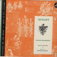 Wanausek, Europa Quartet - Mozart: Flute Quartets
