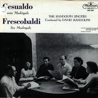The Randolph Singers - Gesualdo: Seven Madrigals etc.