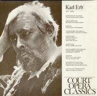 Karl Erb - Court Opera Classics