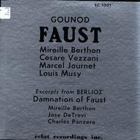 Mireille Berthon, Cesar Vezzani etc. - Gounod: Faust -  Preowned Vinyl Box Sets