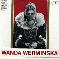 Wanda Werminska - Famous Polish Singers Vol. 5