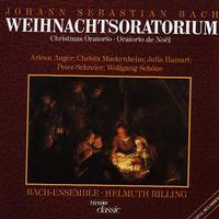 Auger, Rilling, Bach-Ensemble - Bach: Weihnachtsoratorium