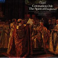 Cahill, Collins, Gibson, Scottish National Orchestra and Chorus - Elgar: Coronation Ode, The Spirit of England