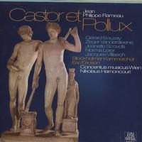 Souzay, Harnoncourt, Concentus Musicus Wien - Rameau: Castor et Pollux