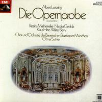 Chor und Orchester der Bayerischen Staatsoper Munchen - Lortzing: Die Opernprobe