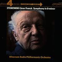 Stokowski, Hilversum Radio Philharmonic Orchestra - Franck: Symphony in D minor etc.