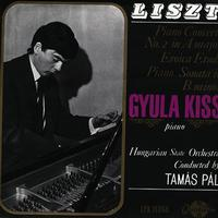 Kiss, Pal, Hungarian State Orchestra - Liszt: Piano Concerto No. 2 etc.