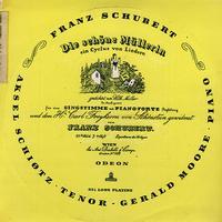 Aksel Schiotz and Gerald Moore - Schubert: Die Schone Mullerin