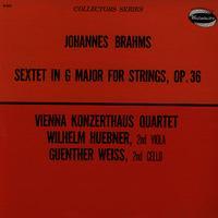 Stokowski, Houston Symphony Orchestra - Brahms: Sextet in G Major for Strings