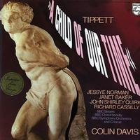 Norman, Davis, BBC Symphony Orchestra and Chorus - Tippett: A Child Of Our Time