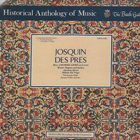 Noble, The Josquin Choir - Des Pres: Mass, L'Homme Arme
