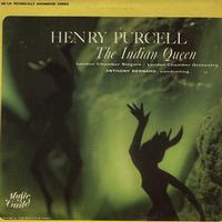 Bernard, London Chamber Orchestra and Singers - Purcell: The Indian Queen