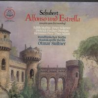 Mathis, Suitner, Rundfunkchor Berlin, Staatskapelle Berlin - Schubert: Alfonso und Estrella