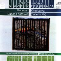 Konvalinka, Brno State Philharmonic Orchestra - Slavicky: Moravian Dance Fantasies