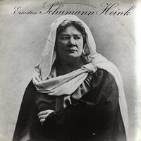 Ernestine Schumann-Heink - Ernestine Schumann-Heink