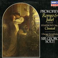Solti, Chicago Symphony Orchestra - Prokofiev: Romeo and Juliet etc.