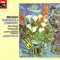 Beroff, Previn, London Symphony Orchestra - Messiaen: Turangalila Symphony -  Preowned Vinyl Box Sets