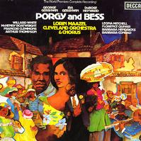 White, Maazel, Cleveland Orchestra and Chorus - Gershwin: Porgy and Bess
