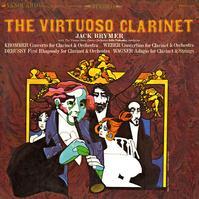 Jack Brymer, Vienna State Opera Orchestra - The Virtuoso Clarinet -  Preowned Vinyl Record