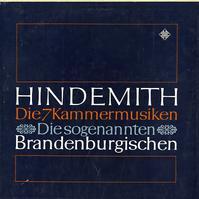 Concerto Amsterdam - Hindemith: Die 7 Kammermusiken
