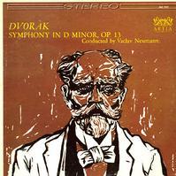Neuman, Prague Symphony Orchestra - Dvorak: Symphony in D minor