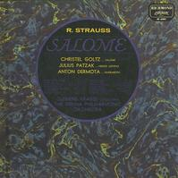 Goltz, Krauss, Vienna Philharmonic Orchestra - Strauss: Salome