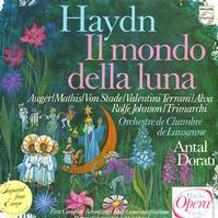 Auger, Mathis, Dorati, Lausanne Chamber Orchestra - Haydn: Il Mondo Della Luna