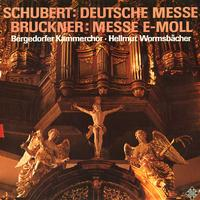 Wormsbacher, Bergedorfer Kammerchor - Schubert: Deutsche Messe etc.