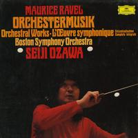 Ozawa, Berlin Philharmonic Orchestra - Ravel: Orchestral Works