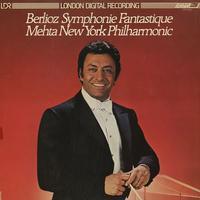 Mehta, New York Philharmonic Orchestra - Berlioz: Symphonie Fantastique