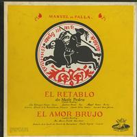 Ausensi, Toldra, Orchestre National de la Radio Diffusion Francaise - Falla: El Retablo de Haese Pedro etc.