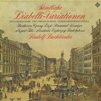 Rudolf Buchbinder - Samtliche: Diabelli Variations