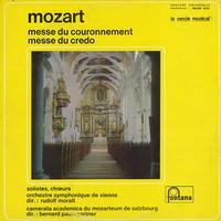 Les Petites Chanteurs de Vienne, Moralt, Vienna Symphony Orchestra - Mozart: Messe du Coronnement etc.