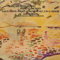 Hobson, Sinfonia da Camera of Illinois - Francaix: Concertino etc.