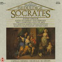 Gregor, McGegan, Capella Savaria - Telemann: Der Geduldige Socrates
